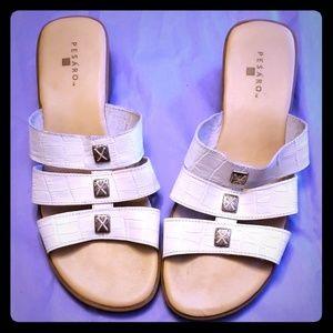 f19b1ff7bc301 Women s Pesaro Sandals on Poshmark